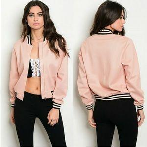 Jackets & Blazers - Sporty bomber jacket (16b)